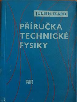 Příručka technické fysiky obálka knihy