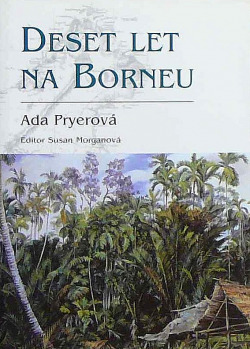 Deset let na Borneu obálka knihy