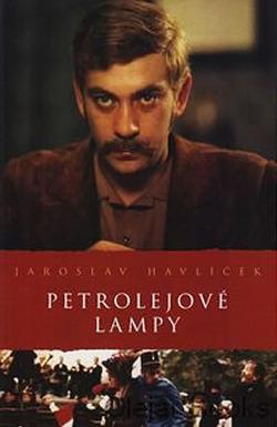 Petrolejové lampy obálka knihy