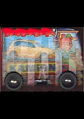 Kamión obálka knihy
