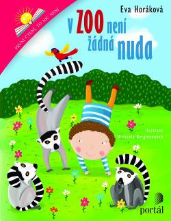 V zoo není žádná nuda obálka knihy