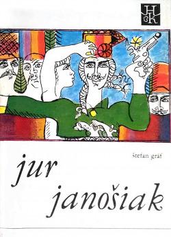 Jur Janošiak obálka knihy