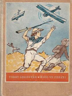 Hoši ve zbrani obálka knihy