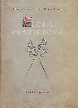 Flora Brazierová obálka knihy