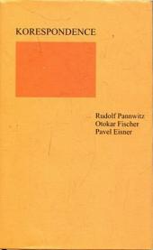 Korespondence obálka knihy
