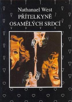 Přítelkyně osamělých srdcí obálka knihy
