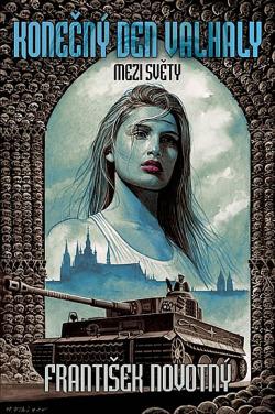 Konečný den Valhaly – Mezi světy obálka knihy