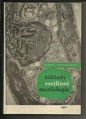 Základy rostlinné morfologie obálka knihy