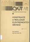 Konstrukce a realizace elektronických obvodů