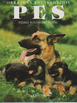 Pes obálka knihy