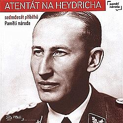 Atentát na Heydricha obálka knihy