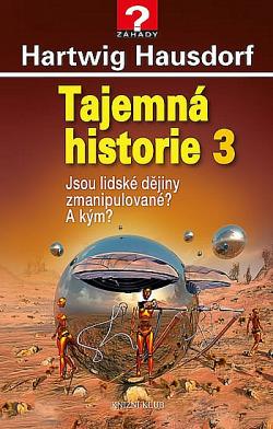 Tajemná historie 3 obálka knihy