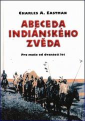 Abeceda indiánského zvěda obálka knihy