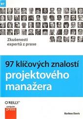97 klíčových znalostí projektového manažera obálka knihy