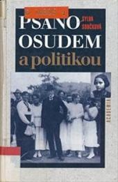 Psáno osudem a politikou obálka knihy