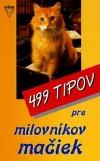 499 tipov pre milovníkv mačiek