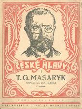 T. G. Masaryk obálka knihy