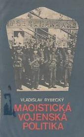 Maoistická vojenská politika obálka knihy