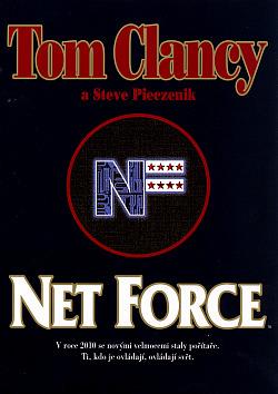Net Force obálka knihy