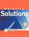 Maturita solutions: upper-intermediate. Workbook