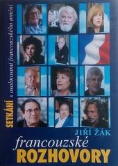 Francouzské rozhovory s osobnostmi francouzského umění