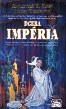 Dcera Impéria obálka knihy