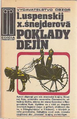 Poklady dejín obálka knihy