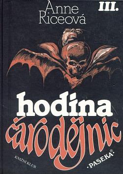 Hodina čarodějnic III. obálka knihy