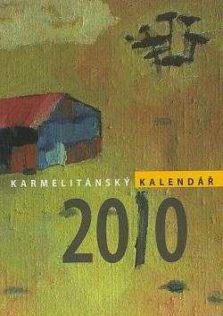 Karmelitánský kalendář 2010 obálka knihy
