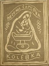 Kolébka obálka knihy