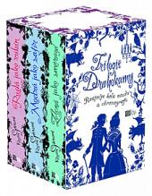 Trilogie Drahokamy obálka knihy