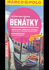 Benátky obálka knihy