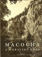 Macocha a Moravský kras obálka knihy