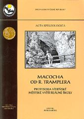 Macocha od R. Tramplera, profesora vídeňské městské vyšší reálné školy obálka knihy