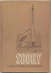 Sbory církve československé obálka knihy