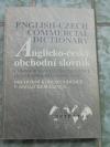 Anglicko-český obchodní slovník