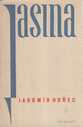 Jasina obálka knihy