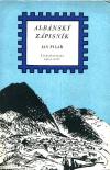 Albánský zápisník