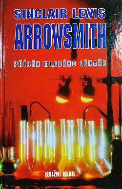 Arrowsmith obálka knihy