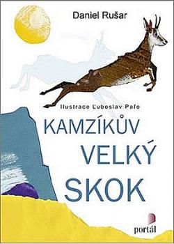 Kamzíkův velký skok obálka knihy