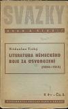 Literatura německého boje za osvobození (1806-1813)