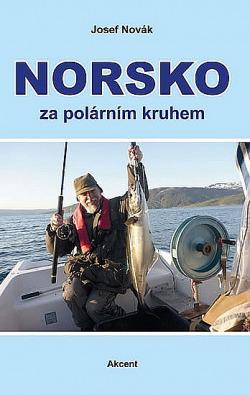 Norsko za polárním kruhem obálka knihy