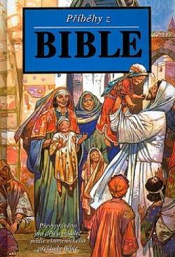 Příběhy z bible obálka knihy