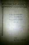 M. Tullii Ciceronis in C. Verrem accusationis