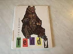 Teddy obálka knihy