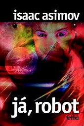 Já, robot obálka knihy