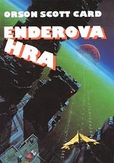 Kniha Enderova hra (Orson Scott Card)