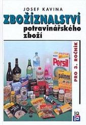 Zbožíznalství potravinářského zboží pro 3. ročník obálka knihy