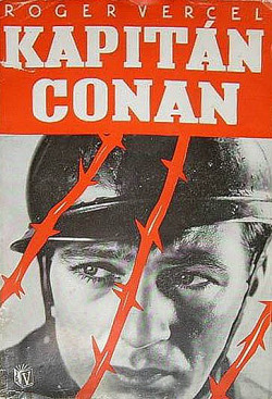 Kapitán Conan obálka knihy