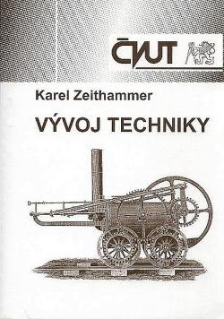 Vývoj techniky obálka knihy